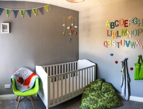 Decorating the Nursery